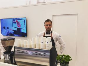 Koffie catering